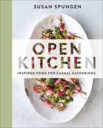Book cover Susan Spungen Open Kitchen